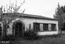 Antiga escola primária ao abandono
