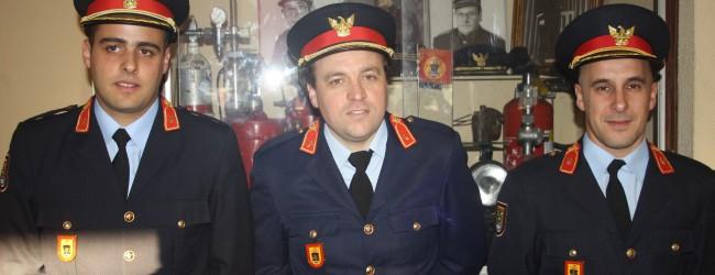 Tomou posse novo comando dos bombeiros de Paredes de Coura
