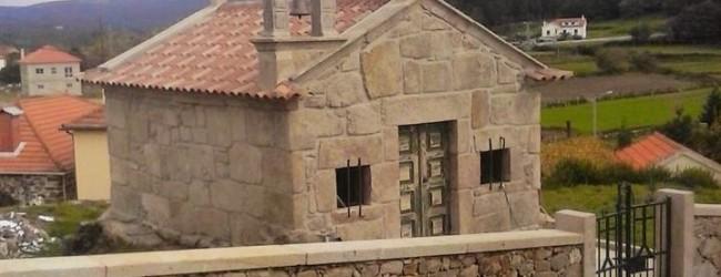 Restauro da capela de S. Francisco em Venade
