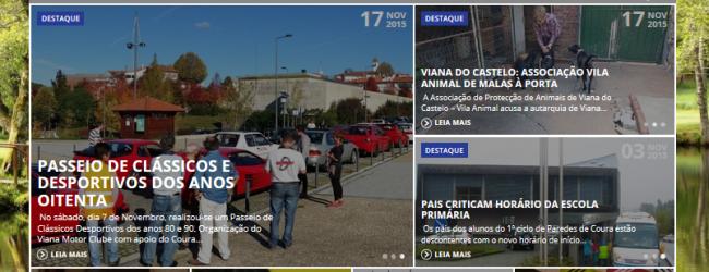 Edição online do NC marcada pelo sucesso