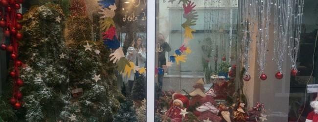 AEPCOURA voltou a premiar montras de Natal