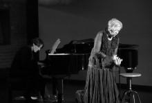 Simone de Oliveira no Centro Cultural  a 30 de Janeiro