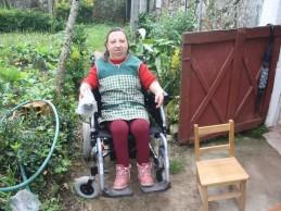 A Conceição já tem cadeira eléctrica