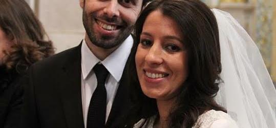 O grande dia de Andreia e Marco