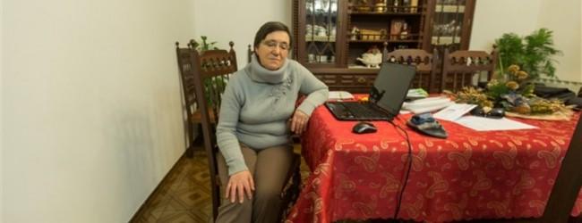 Mulher atingida por um raio em Carreiros, Ferreira