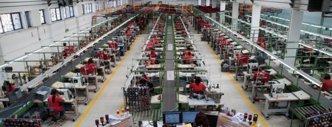 Volume de bens produzidos cresceu 700%