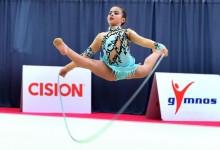 Matilde, a ginasta que quer ir ao jogos olímpicos