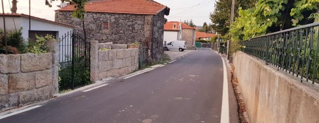 Obras na estrada do Covelo por 200 mil euros