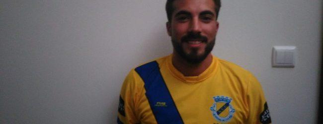 Novo comandante do futebol sénior do clube, Jovem treinador João Figueira diz-se deliciado com o plantel e revela muita ambição