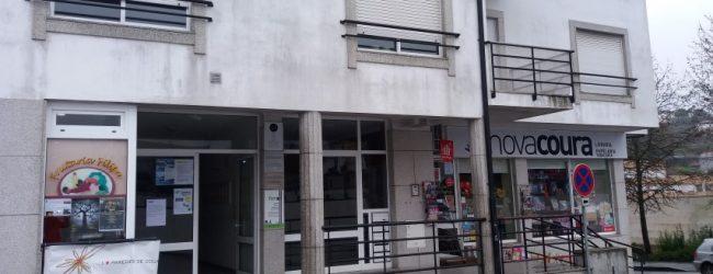 OBRAS NA CENTRAL DE CAMIONAGEM: NOTÍCIAS DE COURA MUDOU-SE PARA O EDIFÍCIO PALACIUM