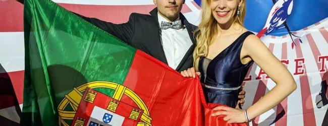 MAFALDA, PRESIDENTE DO ROTARACT EUROPA