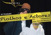 Piolhos e Actores no Centro Cultural