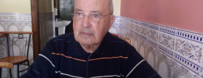 COURENSES QUE TÊM HISTÓRIA: HUMBERTO, 90 ANOS DE IDADE E 26 DE MESÁRIO DA SANTA CASA
